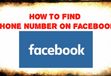 Can I Lookup a Phone Number on Facebook?