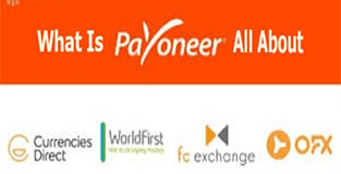 About Payoneer