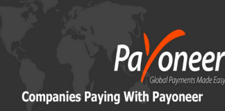 Companies Paying With Payoneer