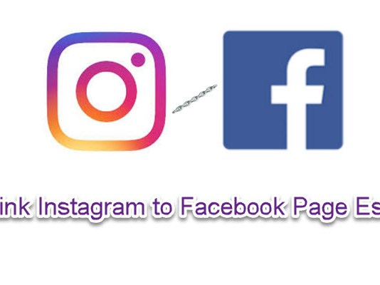 Instagram login with Facebook Page