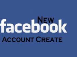 New Facebook Account Create – Facebook Sign Up