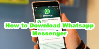How to Download Whatsapp Messenger – Whatsapp Messenger Download / Get Whatsapp Messenger App