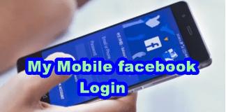My Mobile facebook Login | Facebook Mobile Log in or sign up
