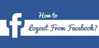 How to Logout Of Facebook On Mobile