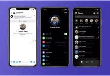 Facebook Messenger Dark Mode | Facebook Dark Mode On