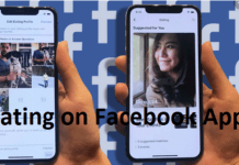 Dating on Facebook App – Download Dating App Facebook   Facebook Dating App Feature