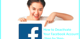 How to Deactivate Facebook Account in Mobile - How to Delete Facebook Account Permanently Immediately - How to Deactivate Facebook Messenger