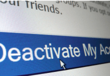 Learn how to Deactivate Facebook Account Permanently Immediately here on Learn Facebook Basics: Understand that deactivating your Facebook account implies that you no longer want to use the Facebook account in question again or at least not for the mean time. When you want to join Facebook account again - after deactivating FB account, all you need to do is to login to your Facebook account with the correct password and email/phone number - and your account will be reactivated! How to Deactivate Facebook Account Permanently Immediately NOTE: Deactivate Facebook Account is Temporarily Delete Facebook Account is Permanent How Can I Deactivate My Facebook Account Via Desktop? Do this in order to deactivate your FB account: Click the account menu at the top right of any Facebook page Select Settings Click General in the left column or visit www.facebook.com/settings?tab=account Choose Manage your account then follow the steps to confirm Deactivating Facebook Account On Samsung, Mobile Phones, Tablets, Web You don't even need to go through all those long processes, simply visit this link: www.facebook.com/deactivate on your web browser and proceed to temporarily close your Facebook account. How to Reactivate a Deactivated Facebook Account If you change your mind later on, you can easily retrieve your Facebook account. To reactivate your deactivated account, simply login with your Facebook login details. Facebook will automatically reactivate your account again. Kindly help us spread this article by sharing it with your Facebook friends. Thank You!