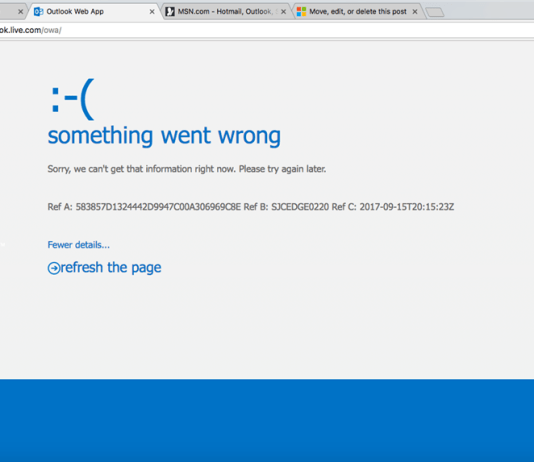 I Can't Access My Hotmail Account - When you can't sign in to your Microsoft account