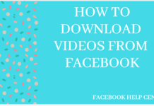 Facebook Saved Video Download