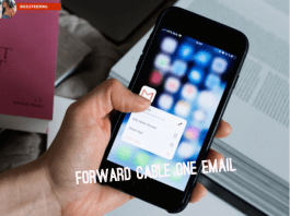 How to forward Cable ONE email to Paubox