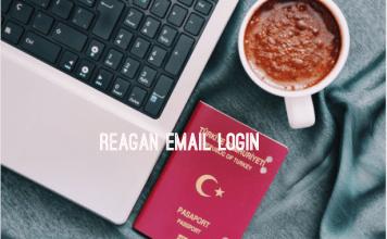 Reagan Email Login