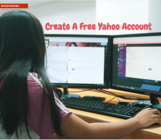 Create A Free Yahoo Account: YahooMail Sign Up & Registration
