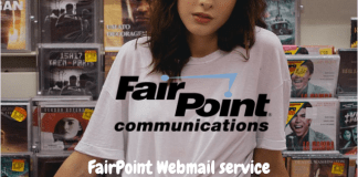 FairPoint Webmail service