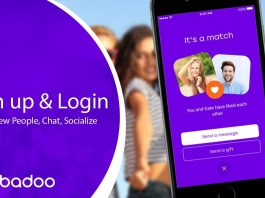 Sign Up Badoo