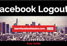 Facebook Logout | How Do I Log out of My Facebook Account? – Logout Facebook profile