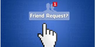 Friend request denied Facebook
