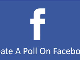 Can you create a poll on Facebook Page