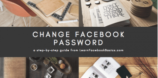 Change Password On Facebook Account? How to reset or change Facebook Password