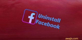 How to Uninstall Facebook App Right Now | Delete Facebook App