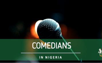 Comedians In Nigeria