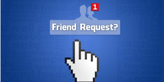 How i cancel my friend request in Facebook