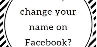 How can you change your name on Facebook?- Making changes to your name on Facebook is quite easy. Whether it is changing your name or adding a nickname, the process is quite easy and simple and we will show you just how easy it is. ON YOUR FACEBOOK APPLICATION: Click on the menu button at the top right hand of the page (under the messenger logo) Scroll down to Account settings and tap on it Click on General On the pop-up screen, tap on Name On the screen that pops up, type any name you want to known as on Facebook then tap on Review change Enter your password and click on Save changes ON YOUR BROWSER: Click on the Facebook Drop down in the top right of Facebook and select Settings Click on Name Enter your name and click on Review Change Enter your password and click on Save Changes Remember that Facebook has some terms and conditions attached to changing your name on Facebook. They are stated below: 1. Your name can't include: Symbols, numbers, unusual capitalization, repeating characters or punctuation Characters from multiple languages Titles of any kind (example: professional, religious) Words or phrases in place of a name Offensive or suggestive words of any kind 2. If your name follows the standards and you're still having trouble changing it, find out why. Other things to keep in mind: The name on your profile should be the name that your friends call you in everyday life. This name should also appear on an ID or document from our ID list. Nicknames can be used as a first or middle name if they're a variation of your authentic name (like Bob instead of Robert). You can also list another name on your account (example: maiden name, nickname, professional name). Profiles are for individual use only. You can create a Page for a business, organization or idea. Pretending to be anything or anyone isn't allowed. NOTE: You will not be able to change your name again until after sixty(60) days or two months. You can also spice up your new name by adding a nickname, a bi