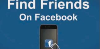 Facebook Find Friends 2020