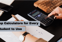 Top 5 Calculators for Every Student to Use | How to Find Authentic?