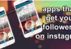 An App To Get Instagram Followers