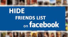 Facebook Hidden Friends