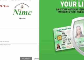 Link Your NIN To Your Mobile Number