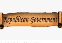 pros of Republican Government Republican Government