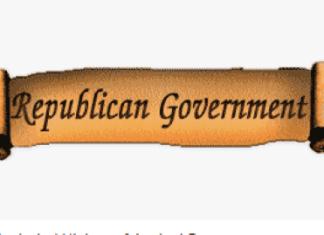 pros of Republican Government Republican Government