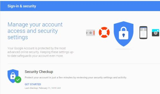 Protect-your-google-account