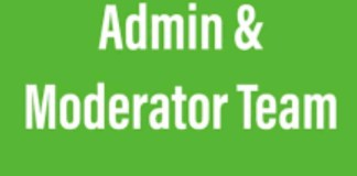 Facebook Admin and Moderator Team