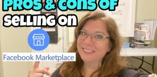 Pros and Cons of Selling on Facebook Marketplace 2021