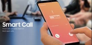Smart Call on Samsung