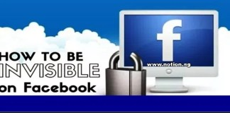 How to be invisible on Facebook 2021