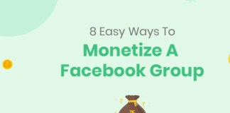 Best ways you can Monetize your Facebook Group