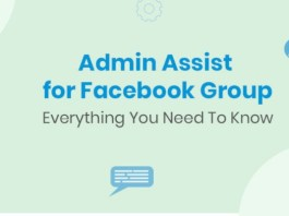 How to use Admin Assist in my Facebook group