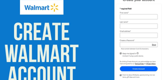 Walmart Online and How to Create a Walmart Account Online