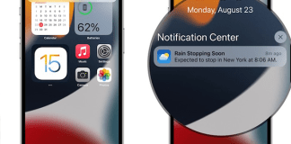 With iOS 15, here's how to get real-time weather alerts on your iPhone.