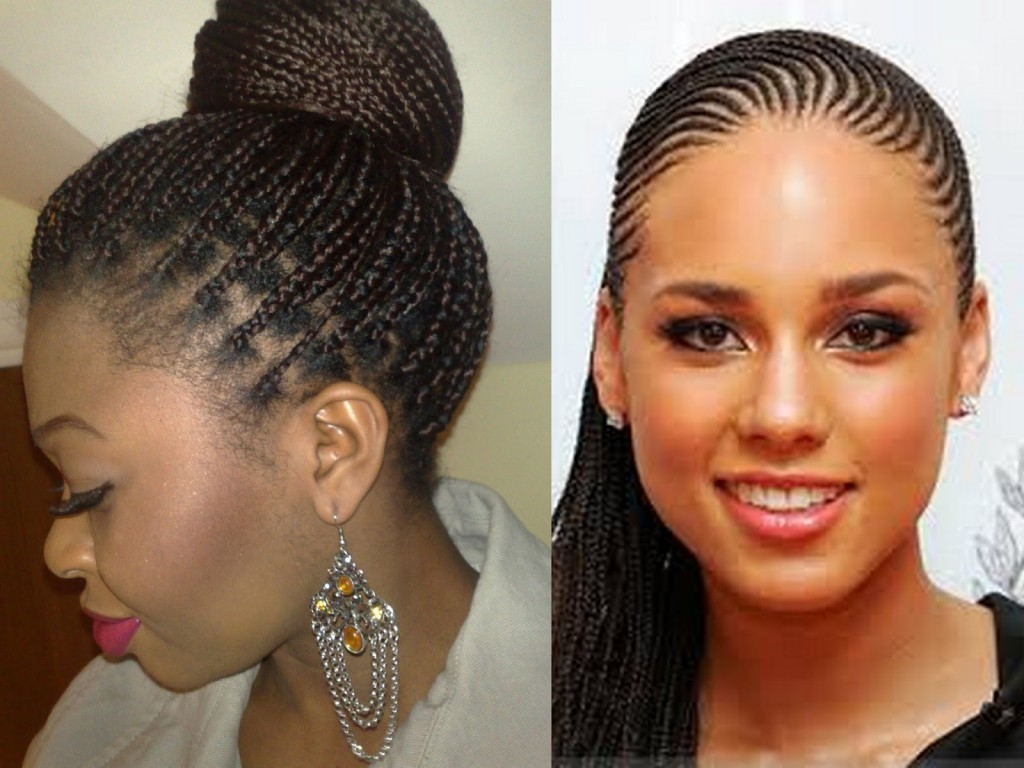 Ghana Braids Check Out These 20 Most Beautiful Styles