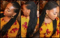 Ghana Braids: Check Out These 20 Most Beautiful Styles