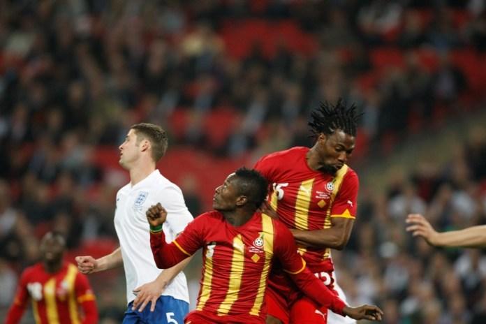 England v Ghana Friendly