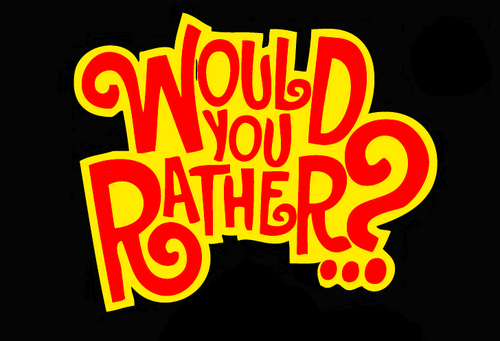 100+ Best Would You Rather Questions