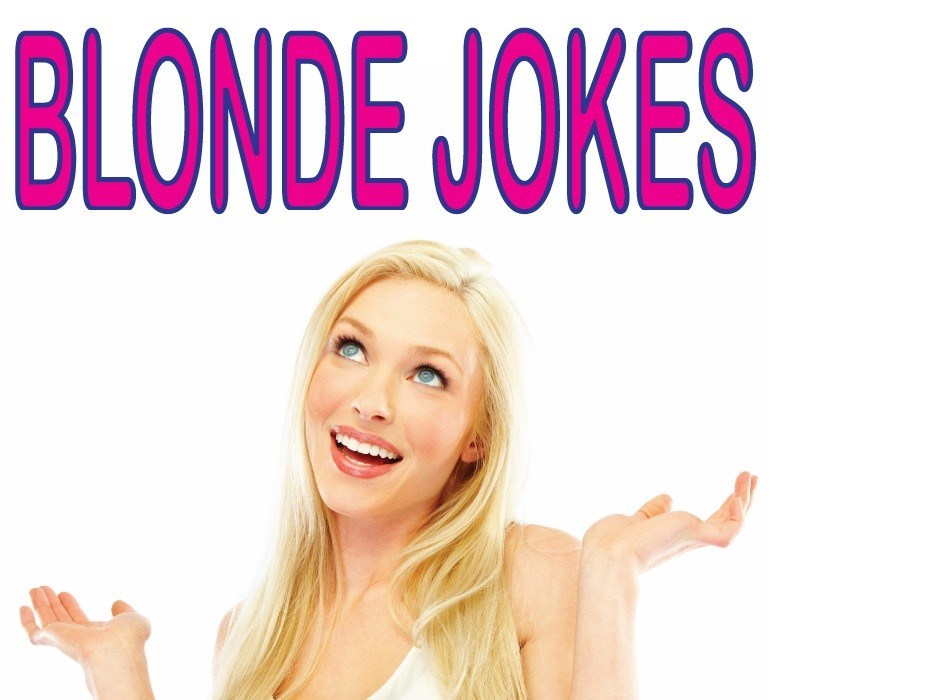 What Are Blonde Jokes
