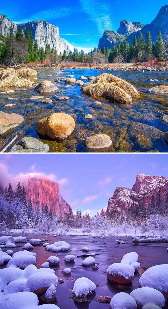 Yosemite National Park, Kaliforniya