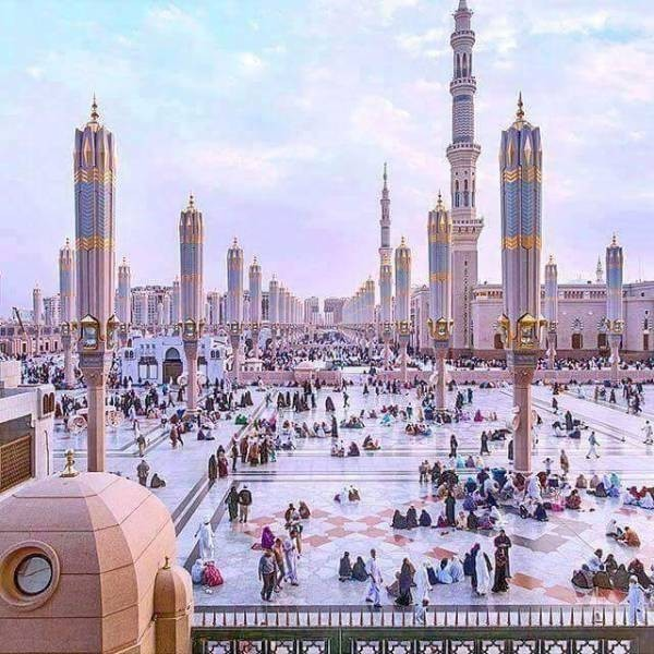 Medine, Sudi Arabistan